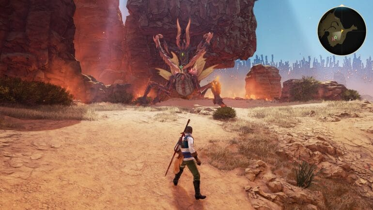 tales of arise how to defeat the mantis